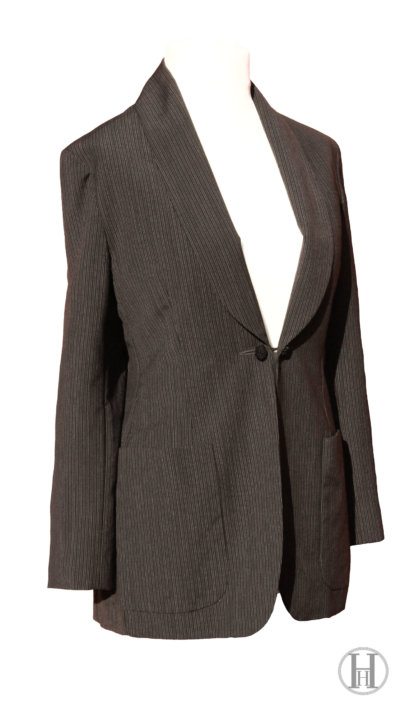 Romeo Gigli Vintage Brown Blazer side