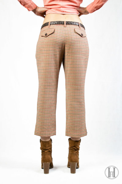 Vintage Sexy Trousers Back
