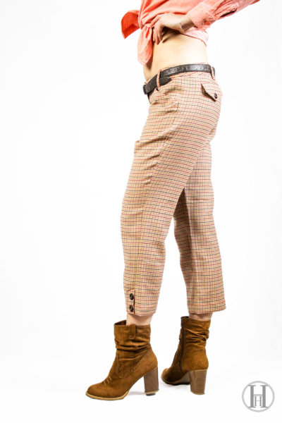 Vintage Sexy Trousers Side