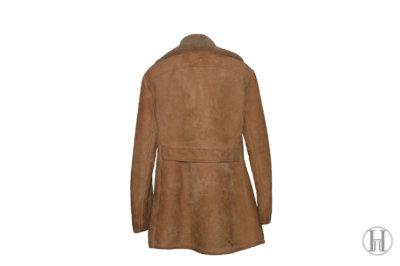Shearling Coat Back