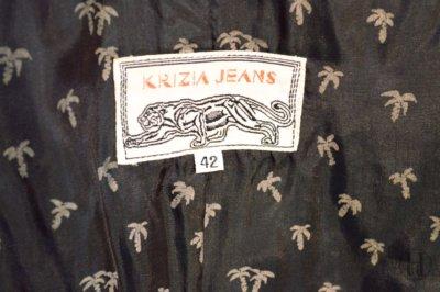 Vintage Krizia Blazer Label Detail