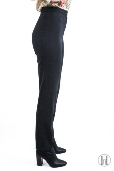D&G Smart Trousers dark grey black