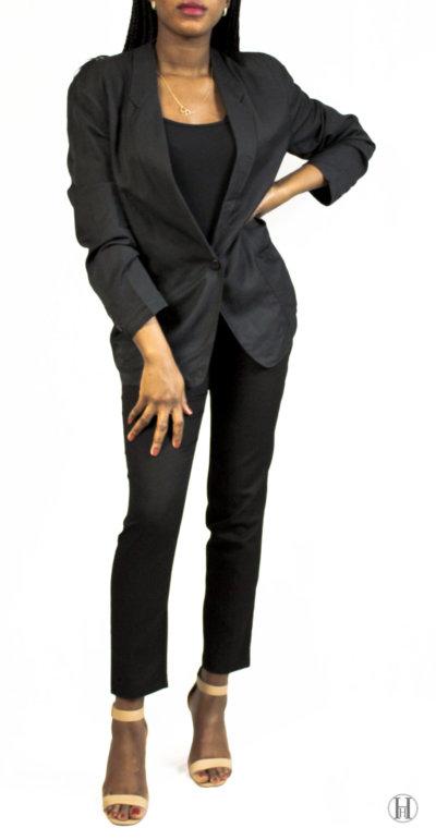 Vintage Krizia Blazer Model